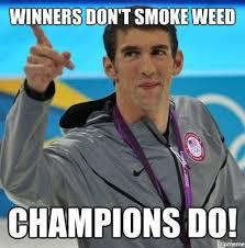 champs smoke weed